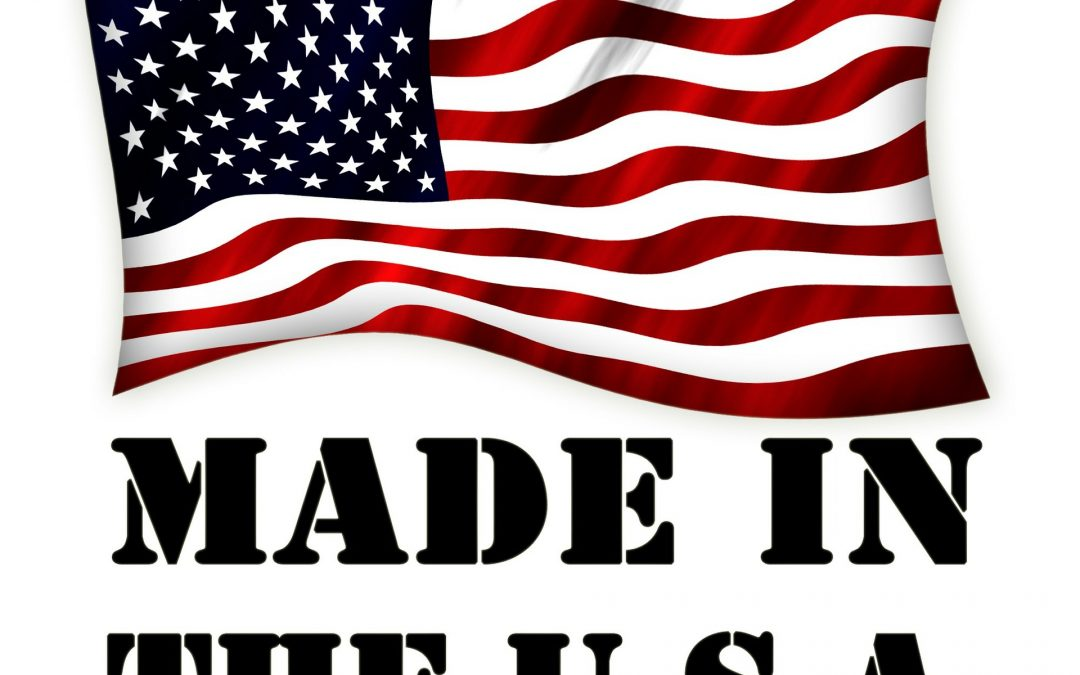 "Upgrading ""Made in the USA"" guidance"